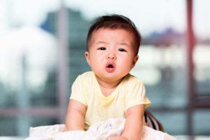 Diarrea y estreñimiento en niños lactantes